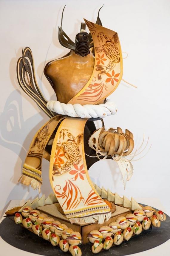 日本飾りパン