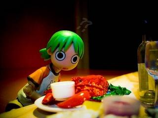 マンガ 食事 料理