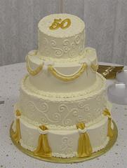 50th イメージ ケーキ