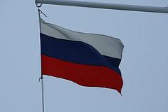 ロシア Flag