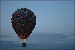 イメージ 気球