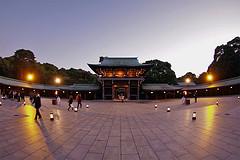 明治神宮 日本