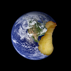 イメージ 地球