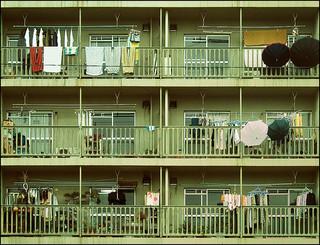 ベランダ イメージ 住宅