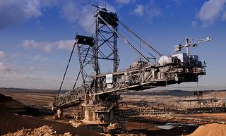 炭鉱 イメージ 工業
