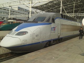 KTX 新幹線