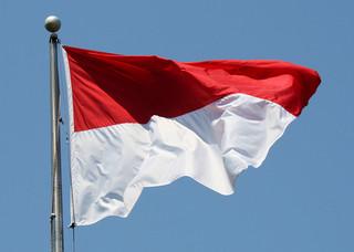 インドネシア Flag