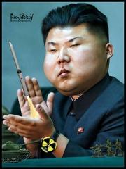 カリアゲ 北朝鮮