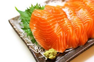 サーモン 寿司 食品