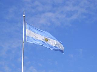 アルゼンチン Flag