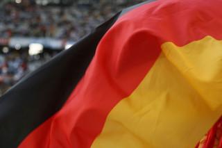 ドイツ Flag