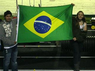 ブラジル Flag