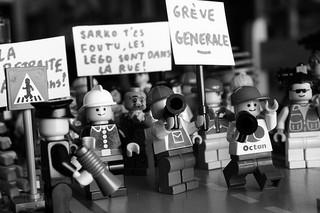 ストライキ イメージ