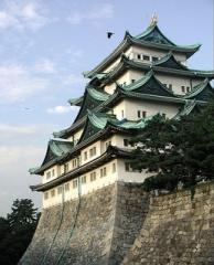 名古屋 日本 城
