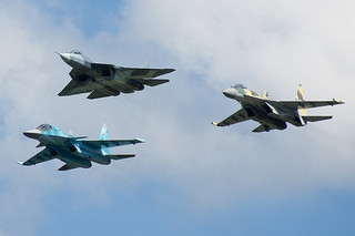 Su-34 ロシア製 戦闘爆撃機 軍事