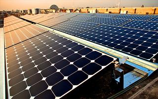太陽光発電 ソーラーパネル