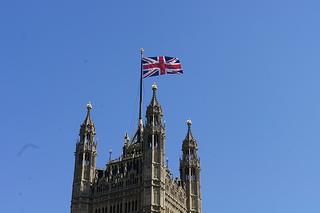 イギリス Flag