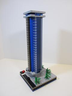 タワー 高層ビル オフィス イメージ